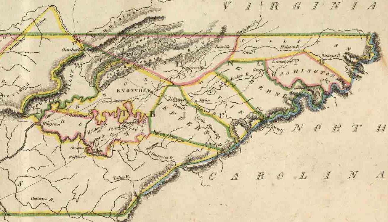 Similiar Mapquest East Tennessee Keywords
